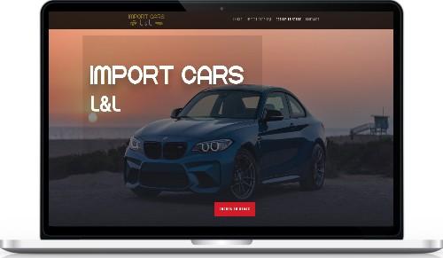Venta de coches de importación